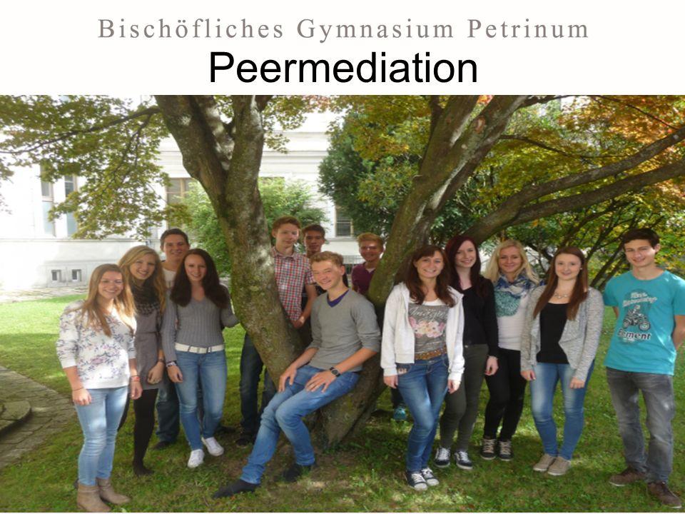 Peermediation