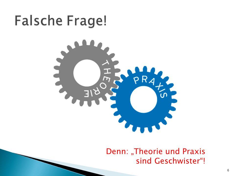 Bild- Quelle: Schaubild aus Hausstandart Krankenhaus Waldfriede, Konzept für die praktische Ausbildung im Krankenhaus Waldfriede, Seite 2 7 Ziel: Berufliche Handlungskompetenz!