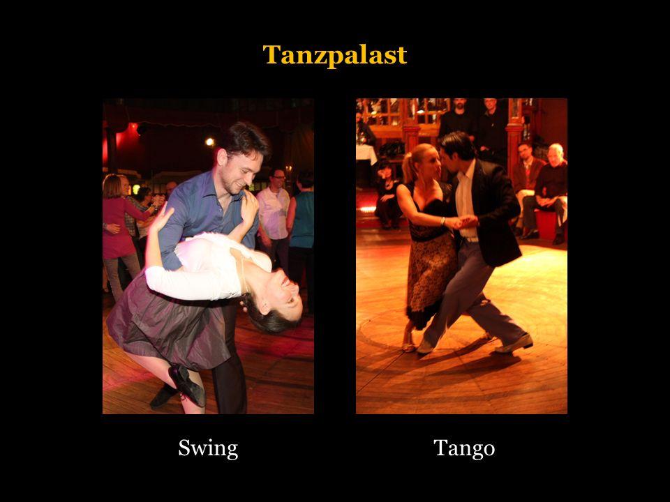 Tanzpalast SwingTango