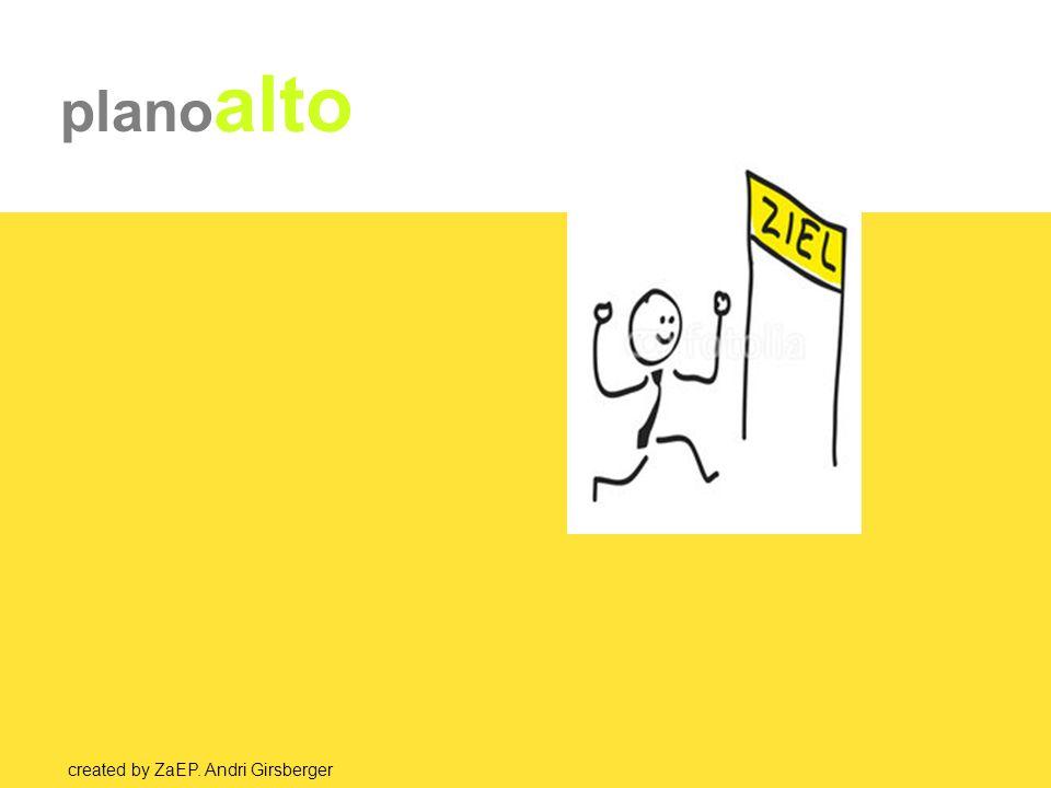 plano alto created by ZaEP. Andri Girsberger