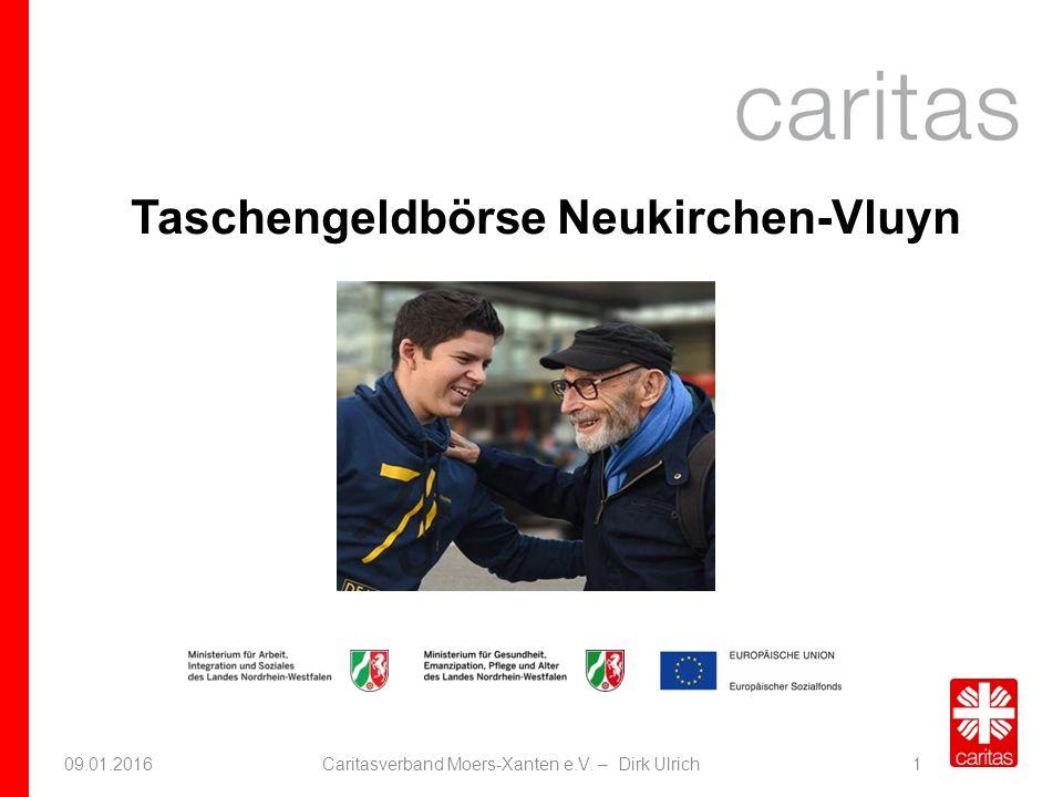 Taschengeldbörse Neukirchen-Vluyn 09.01.2016Caritasverband Moers-Xanten e.V. – Dirk Ulrich1