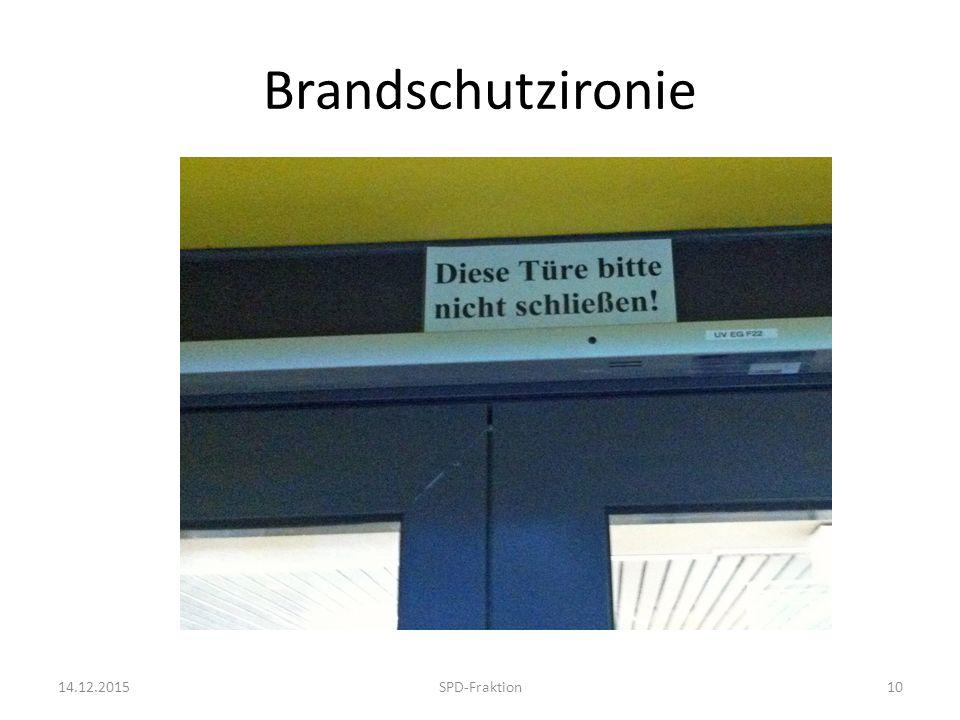 Brandschutzironie 14.12.2015SPD-Fraktion10