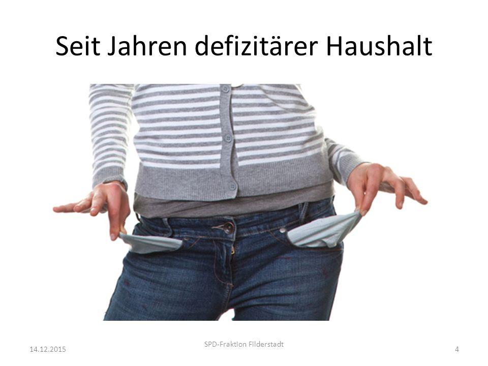 Verbesserung der Finanzsituation durch Abbau struktureller Defizite I In Filderstadt besuchen 785 auswärtige Kinder eine Schule.
