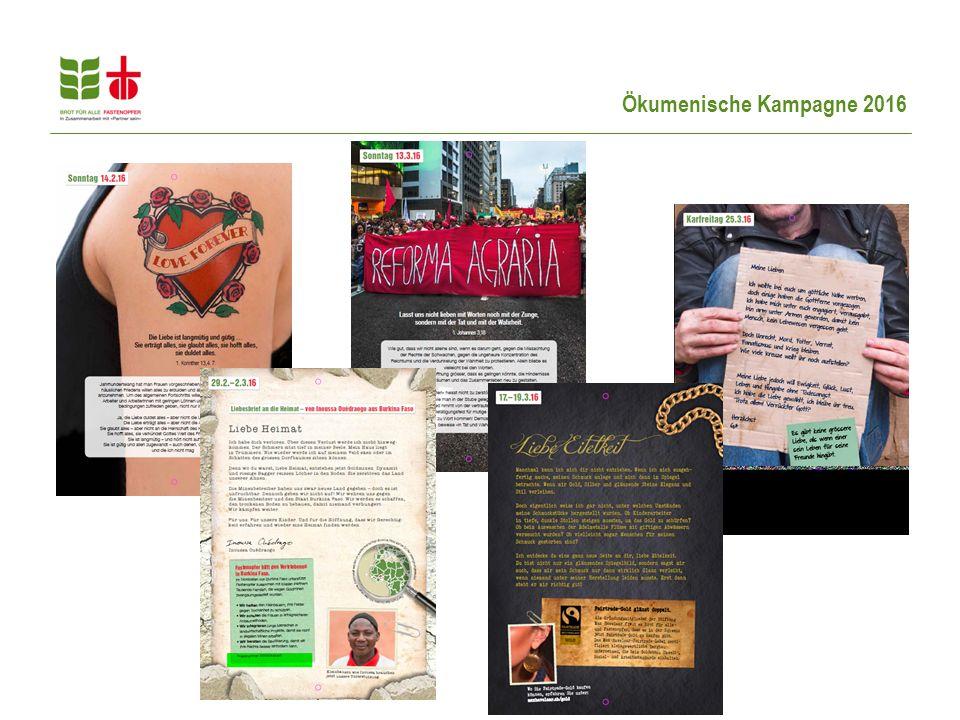 Ökumenische Kampagne 2016
