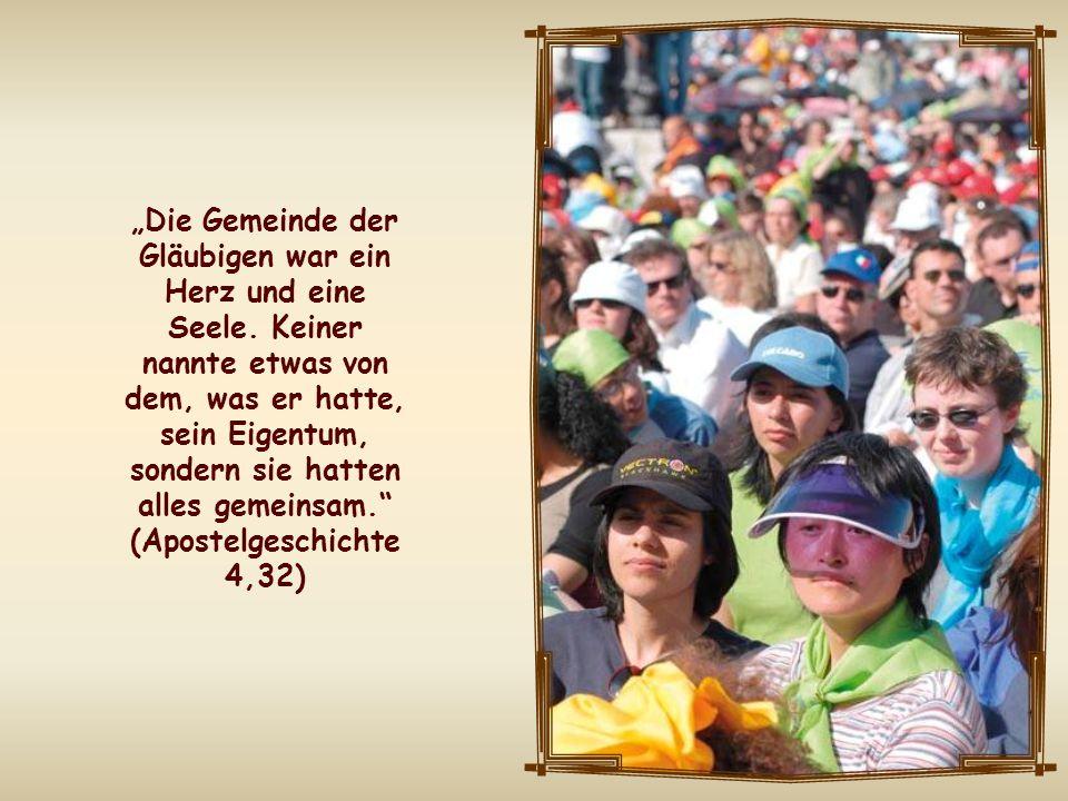 Die Weltgebetswoche für die Einheit der Christen wird in vielen Ländern vom 18.