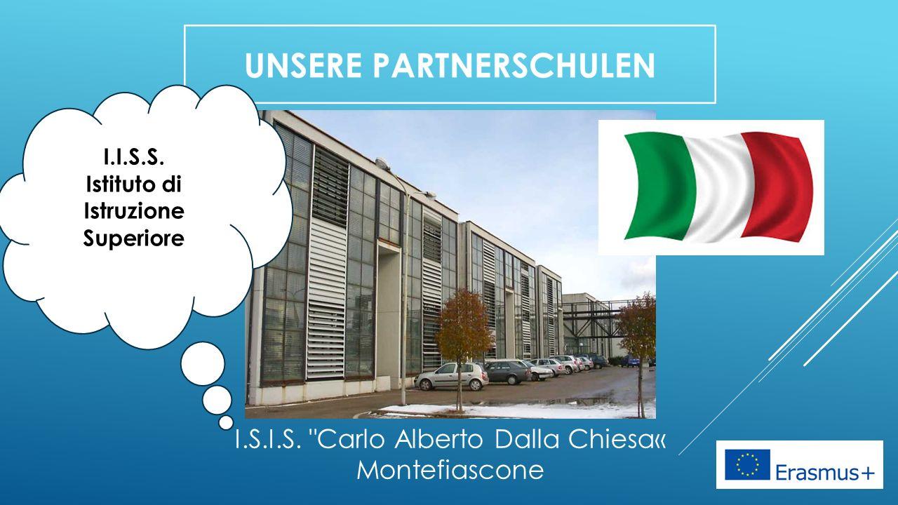 I.S.I.S. Carlo Alberto Dalla Chiesa« Montefiascone I.I.S.S. Istituto di Istruzione Superiore