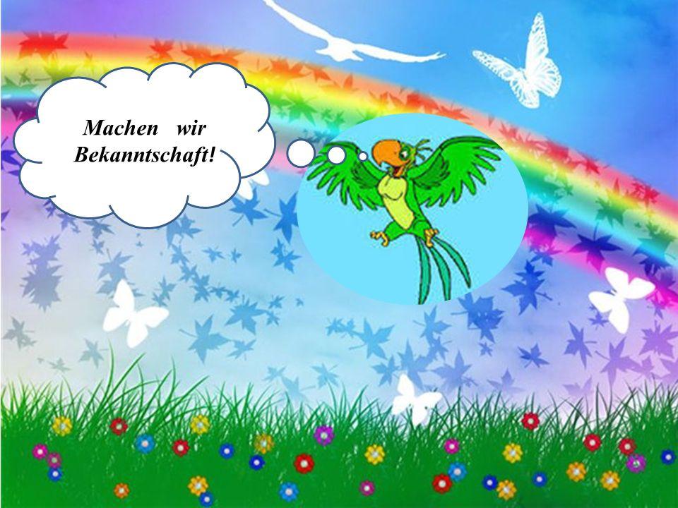 Hallo! Ich heiβe Lulu. Ich bin nicht alt. Ich komme aus Deutschland. Ich bin klug, tapfer und nett.