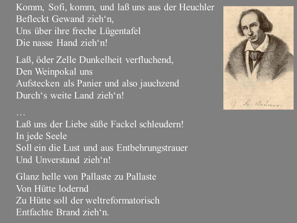 Hafis / Hafez (1320-1389) Klassische Dichter der persischen Mystik: Saadi (1210-1291) Dschelaleddin Rumi (1207-1273)