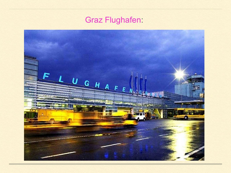 Graz Flughafen: