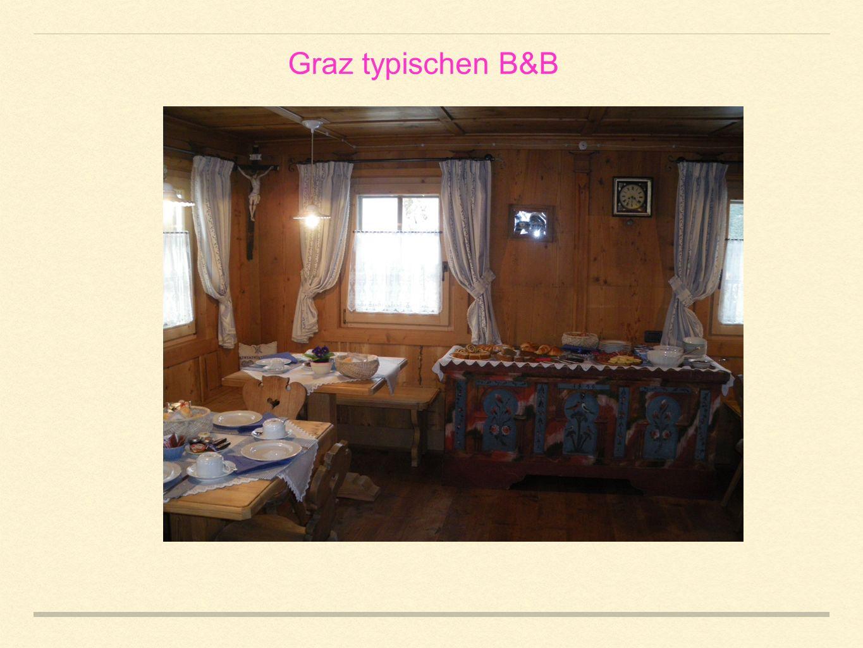 Graz typischen B&B