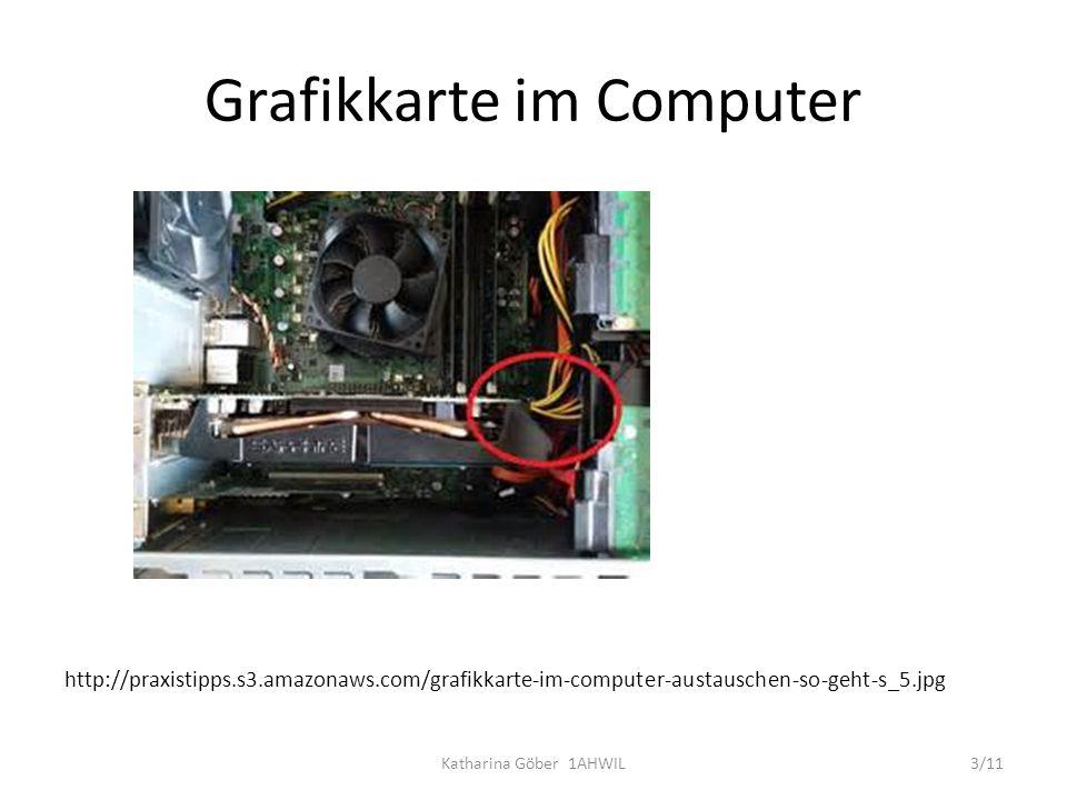Grafikkarte im Computer http://praxistipps.s3.amazonaws.com/grafikkarte-im-computer-austauschen-so-geht-s_5.jpg Katharina Göber 1AHWIL3/11