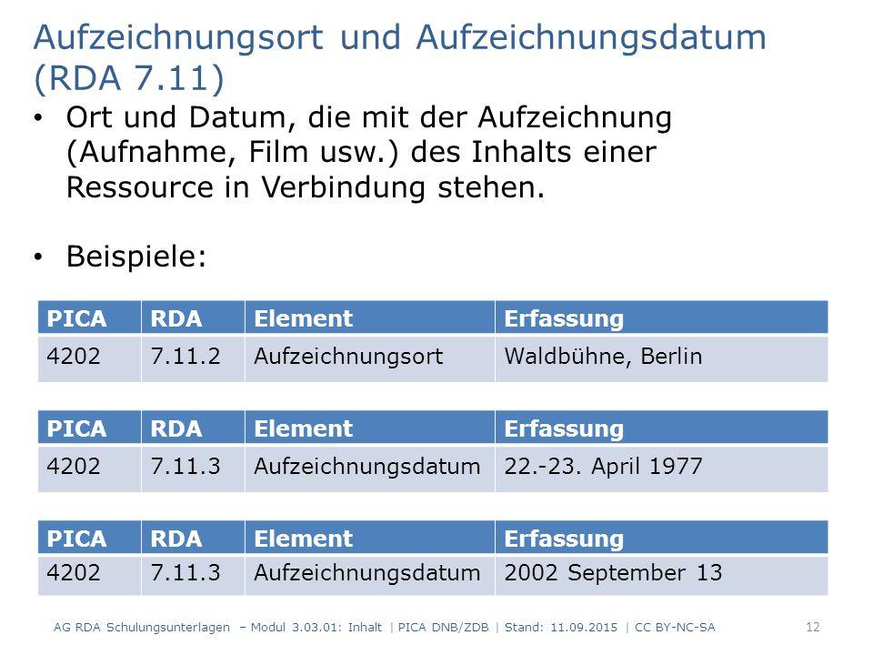 PICARDAElementErfassung 42027.11.2AufzeichnungsortWaldbühne, Berlin Aufzeichnungsort und Aufzeichnungsdatum (RDA 7.11) Ort und Datum, die mit der Aufz