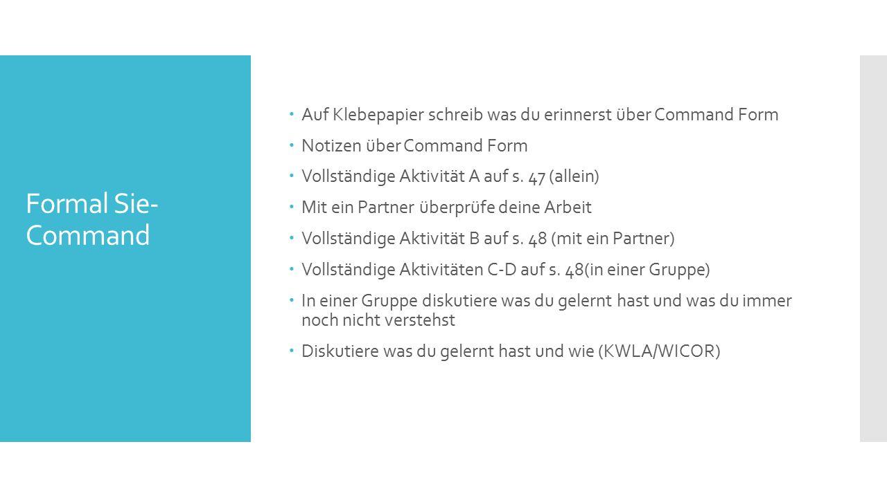 Auf Deutsch  German has three different forms of address in the second person:  Gehst du nach Hause, Michael.