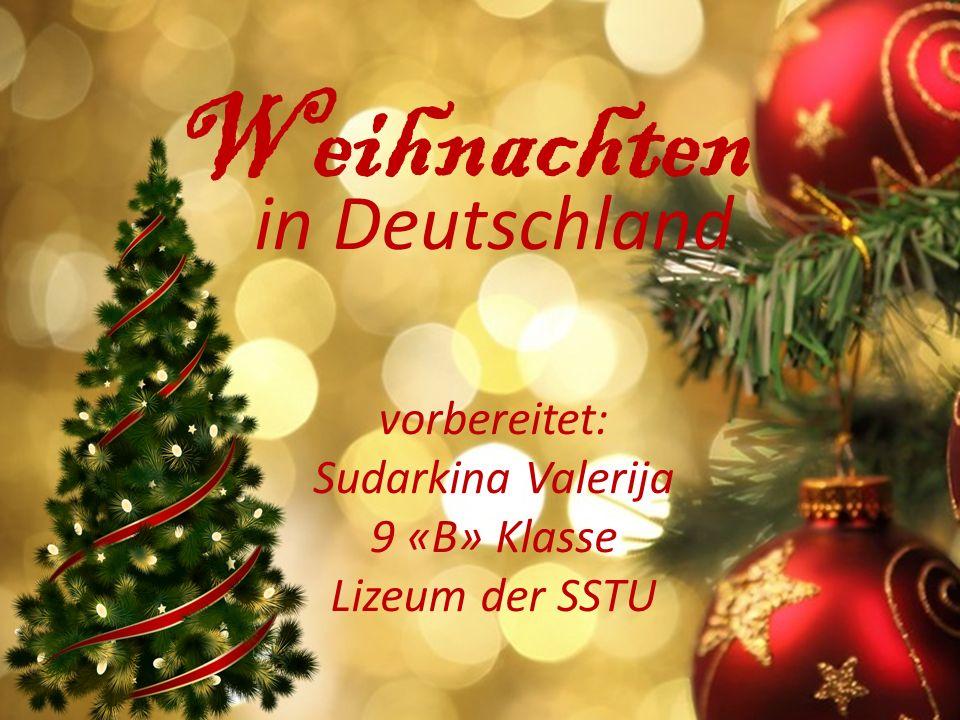 Weihnachtsdekorationen Weihnachten ist für die Deutschen erwarteten Lieblingsfeiertag.