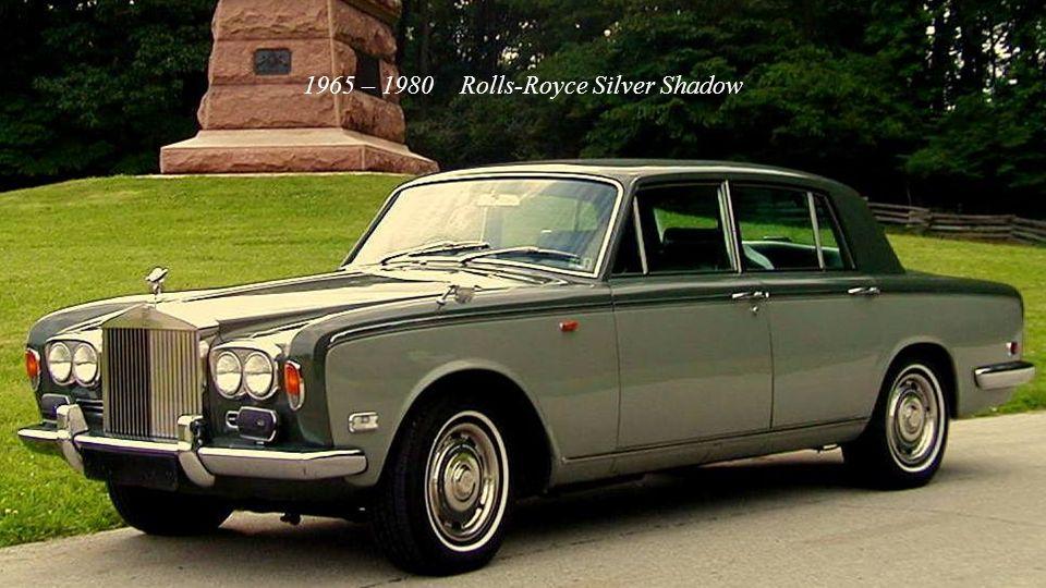 1959 – 1968 Rolls-Royce Phantom V