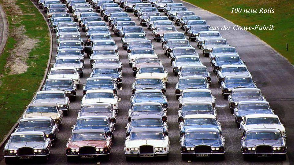 1971 – 1996 Rolls-Royce Corniche