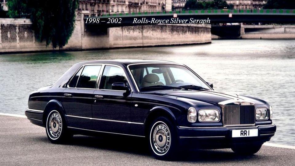1980 – 1998 Rolls-Royce Silver Spirit