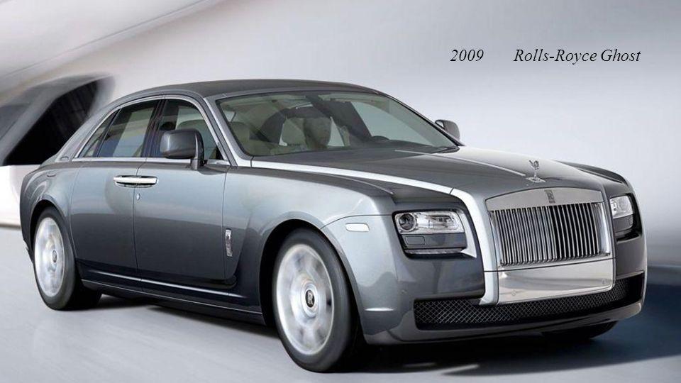 1998 – 2002 Rolls-Royce Silver Seraph