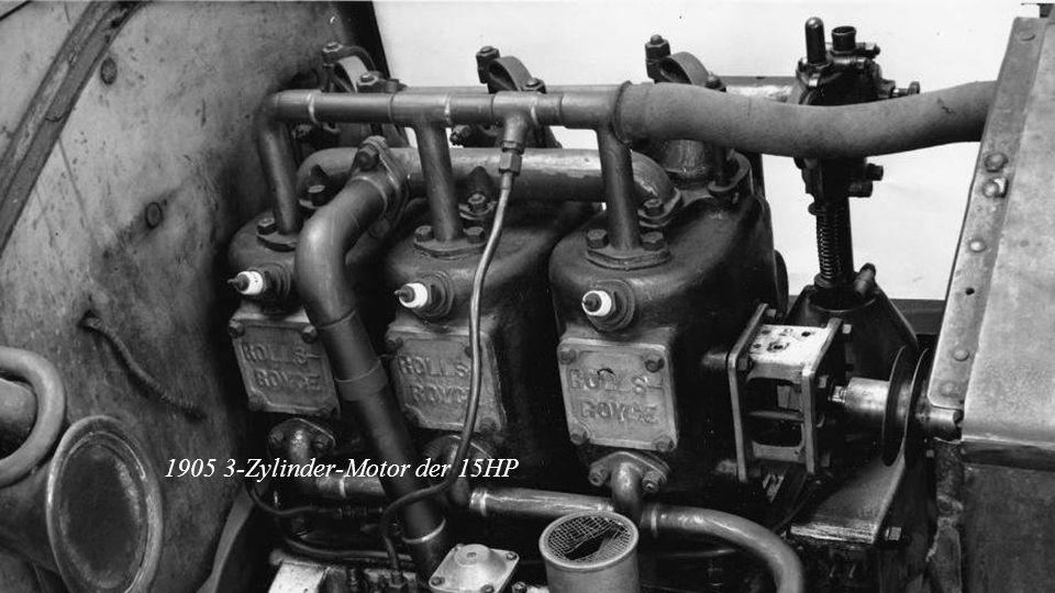 Rolls-Royce 15 HP 1905