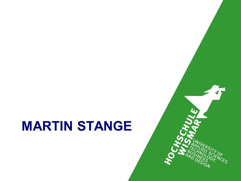 MARTIN STANGE