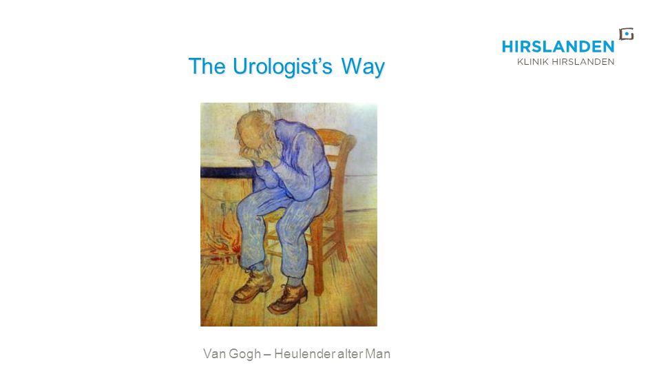Van Gogh – Heulender alter Man The Urologist's Way