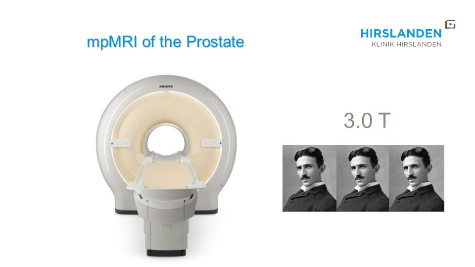 Less insignificant tumors by initial diagnostic mpMRI of prostate J.-L.