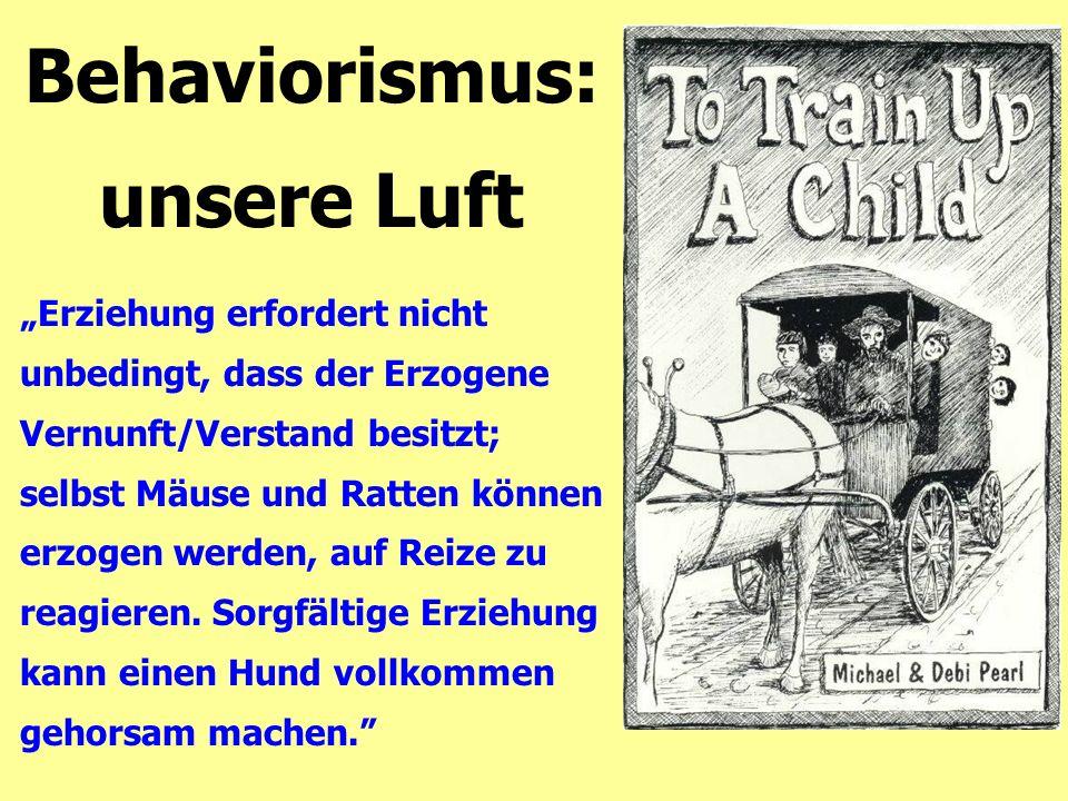 """""""Erziehung erfordert nicht unbedingt, dass der Erzogene Vernunft/Verstand besitzt; selbst Mäuse und Ratten können erzogen werden, auf Reize zu reagier"""
