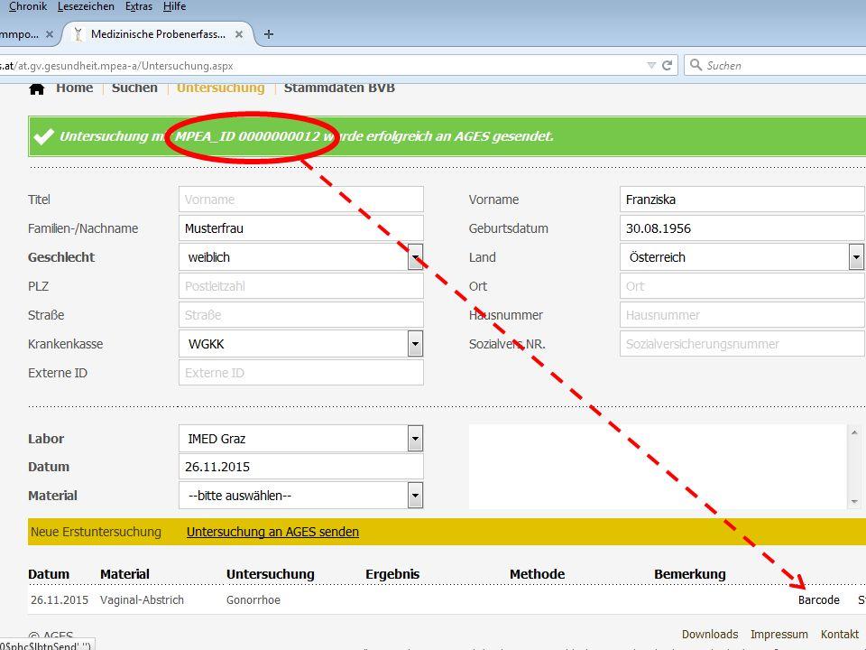 28 + weitere Aufkleber mit Klientennamen/Geb.-Datum für Arbeitslisten und Proben-Sammellisten