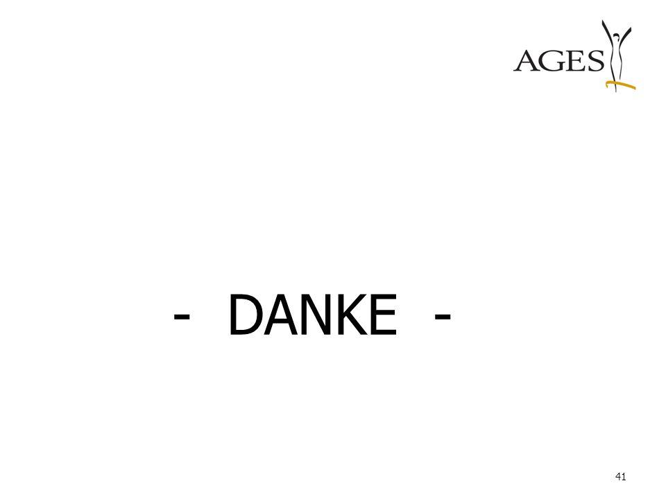 41 - DANKE -