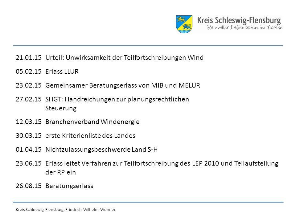Ziele der Landesplanung: Die Energiewende weiter vorantreiben; den Ausbau von Windkraft kontinuierlich fortsetzen.