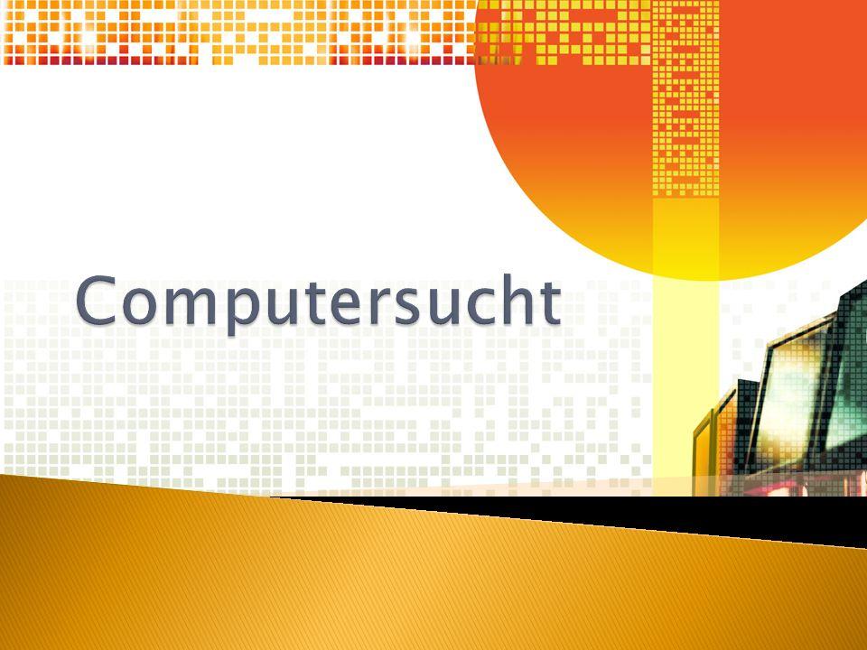 Der Junge wird vom Computer abhängig Der Junge beherrscht den Computer