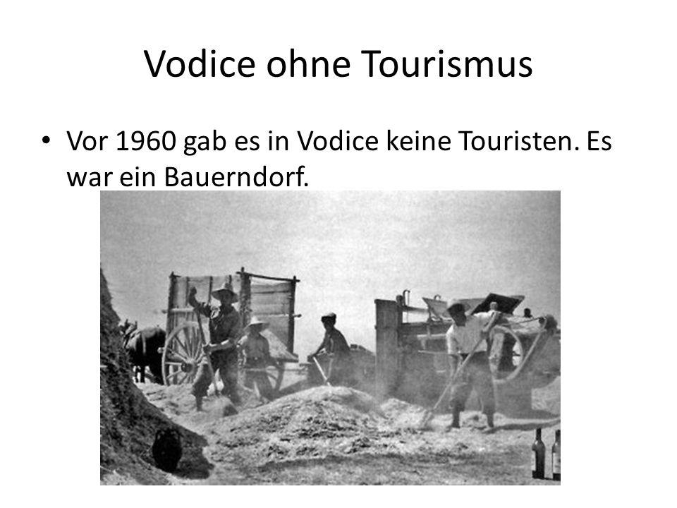 VODICE Stadt des Tourismus
