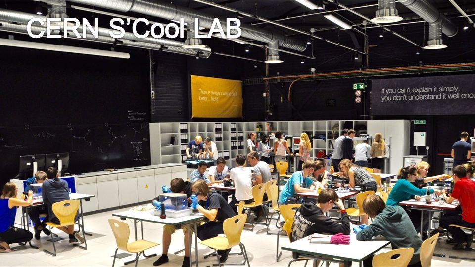 4 http://cern.ch/s-cool-lab 1-Tages Programm (kostenfrei): ca.