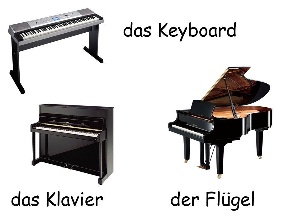 das Keyboard das Klavierder Flügel