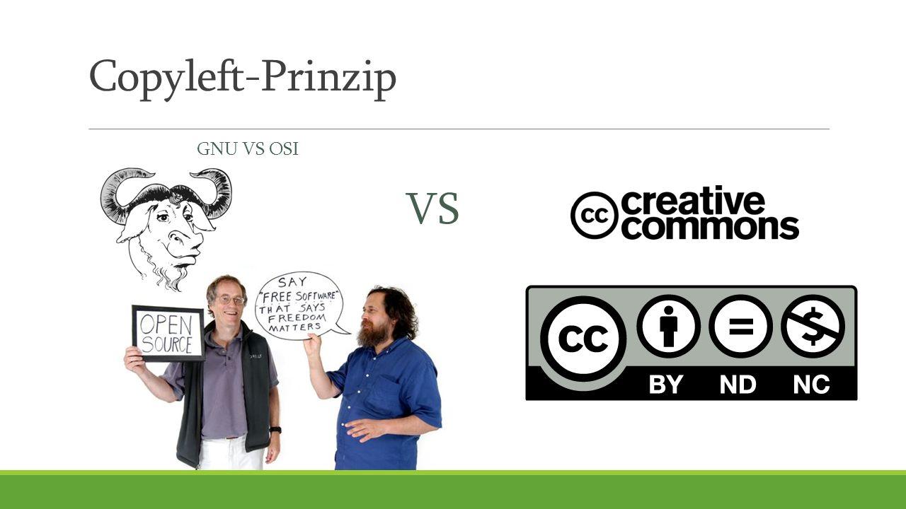 GNU VS OSI VS