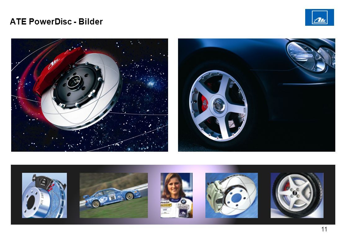 11 ATE PowerDisc - Bilder