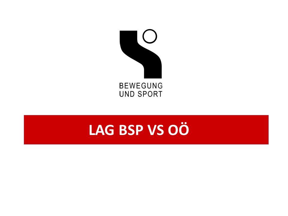 LAG BSP VS OÖ