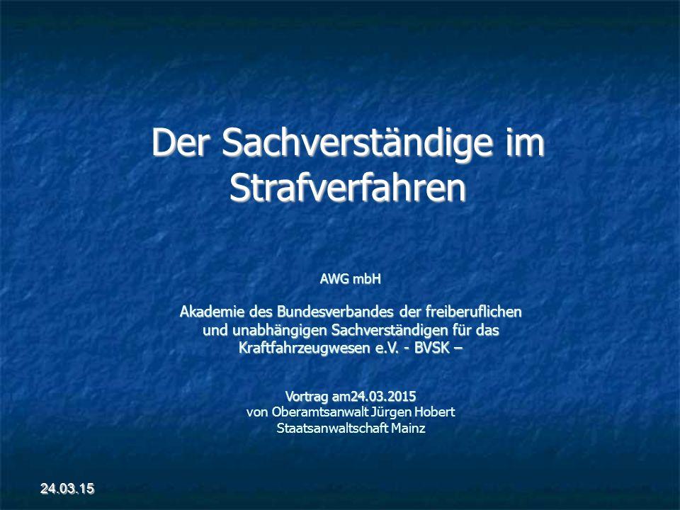 AWG mbH Akademie des Bundesverbandes der freiberuflichen und unabhängigen Sachverständigen für das Kraftfahrzeugwesen e.V.