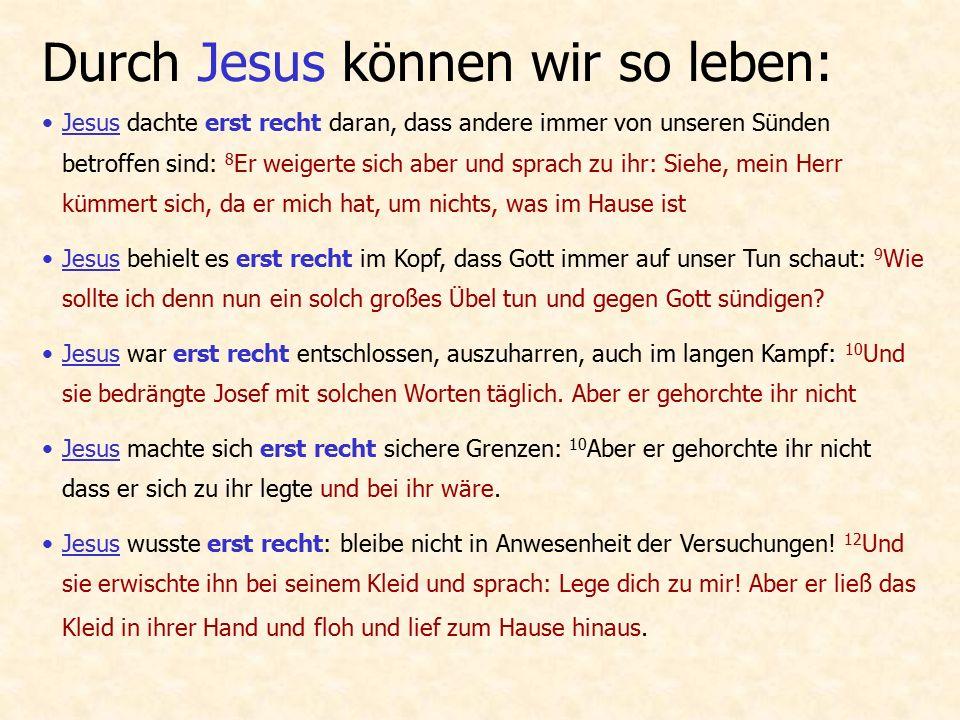 """""""Jesus als Erfüllung der Dynamik."""