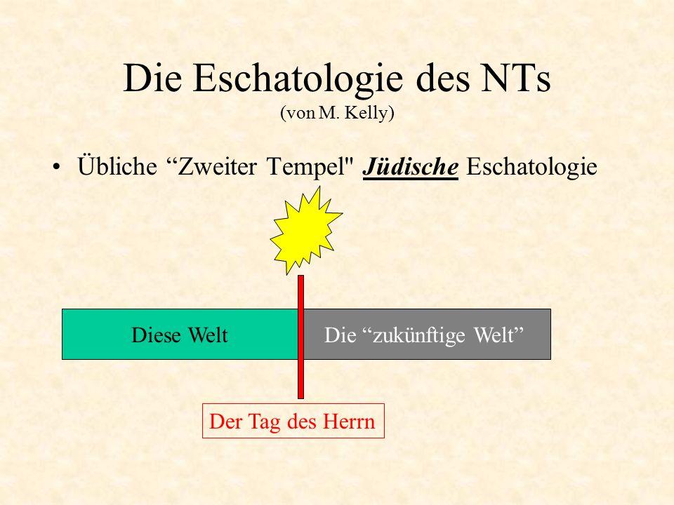 II. Allegorie und Typologie 1. Was ist das AT. Ein Buch im Prozess.