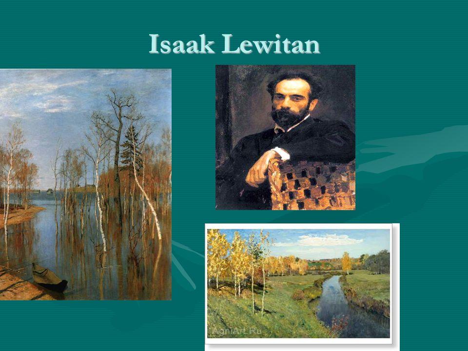 Isaak Lewitan