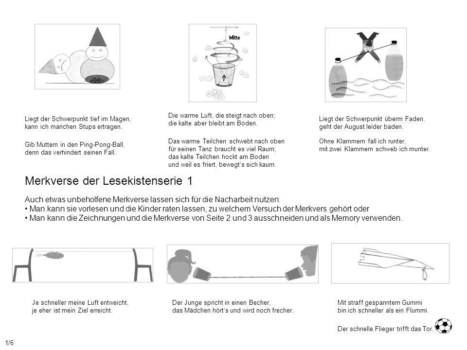 Das StehaufmännchenDer Seiltänzer August (4) Gib Muttern in den Ping-Pong-Ball, denn das verhindert seinen Fall.