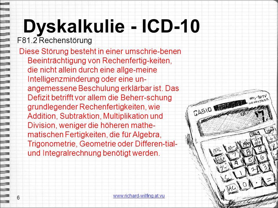 Probleme im Sekundar- bereich (5) 5.Anhaltendes Missverhältnis von Übungsaufwand und Ertrag 6.