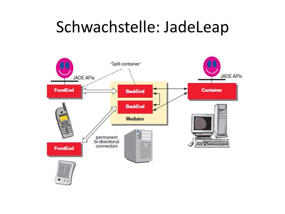 Schwachstelle: JadeLeap