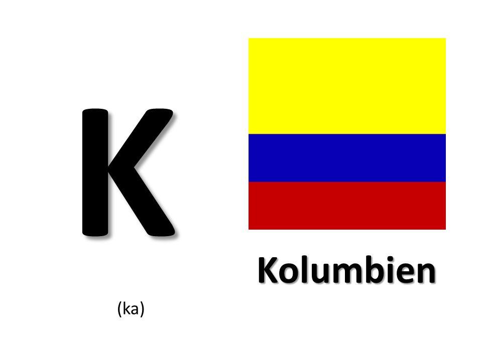 K (ka) Kolumbien