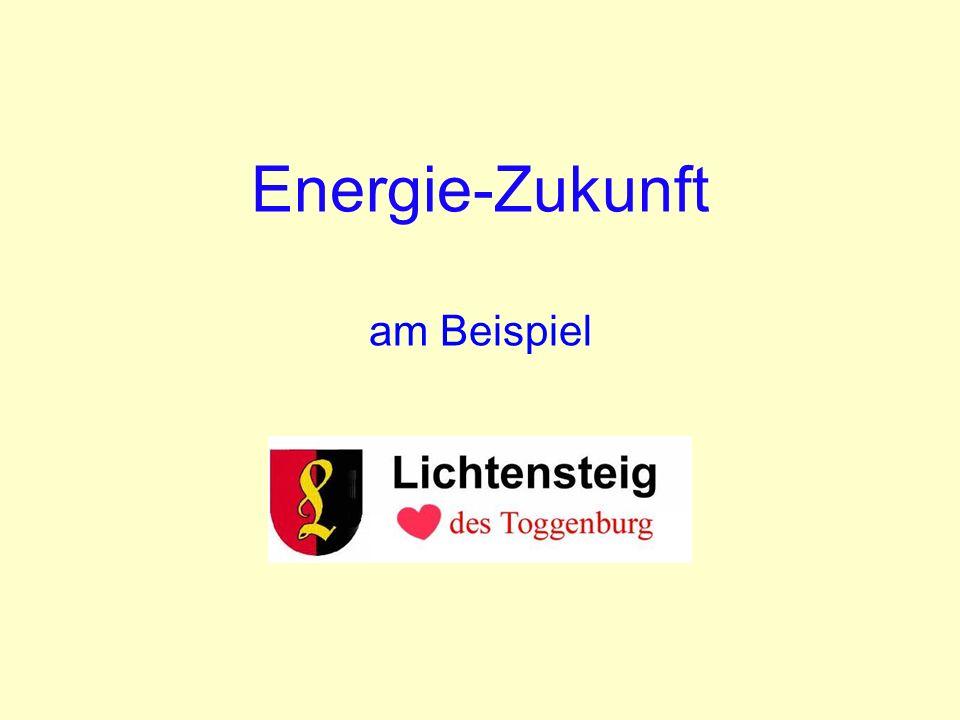 Energie-Zukunft am Beispiel