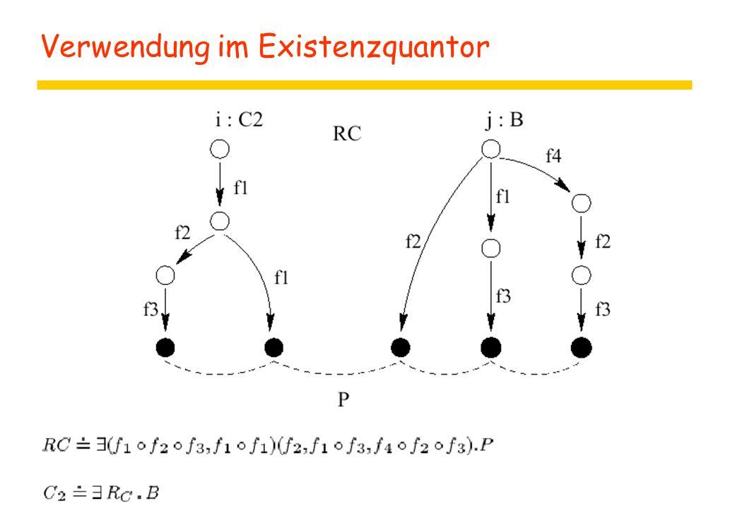 Verwendung im Existenzquantor