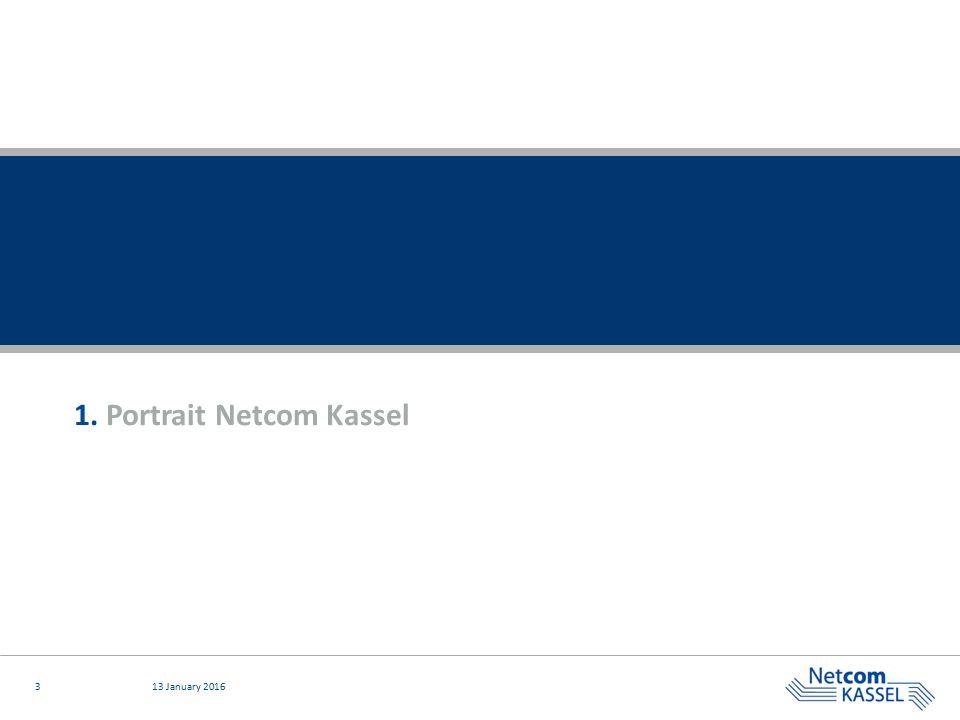 313 January 2016 1. Portrait Netcom Kassel