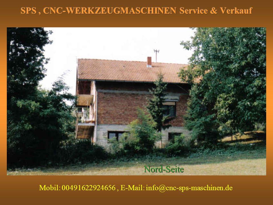 Mobil: 00491622924656, E-Mail: info@cnc-sps-maschinen.de