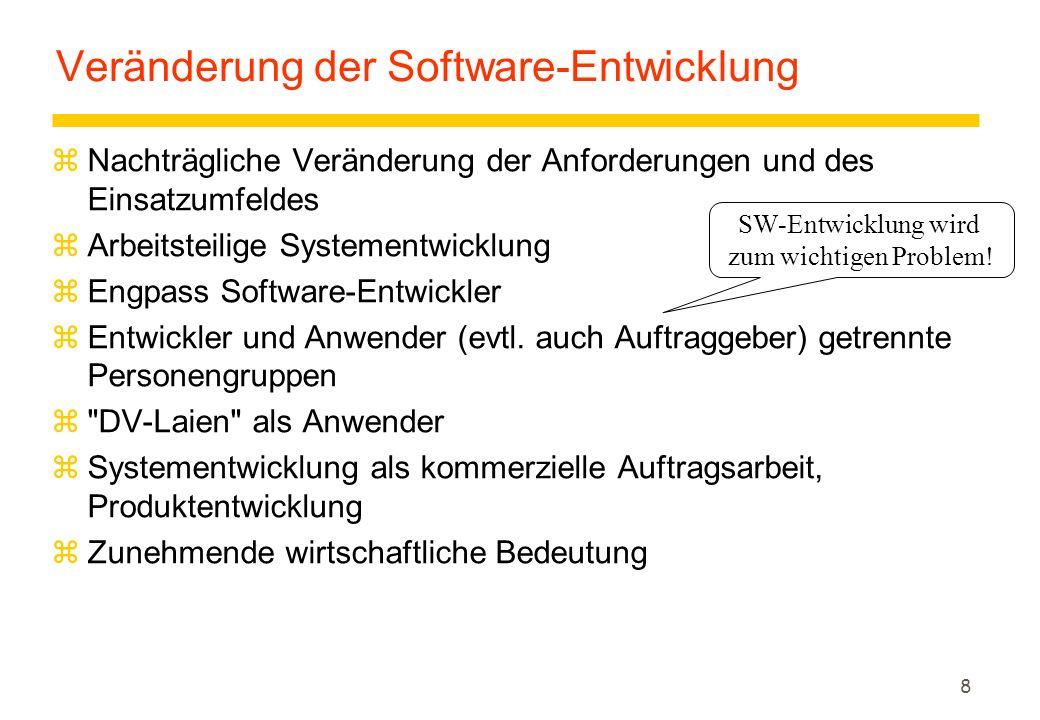 19 Was ist Software-Engineering.